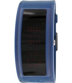 Black Dice Men's Guru BD-044-13 Digital Rubber Quartz Watch