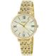 Fossil Women's Jacqueline ES3434 Gold Stainless-Steel Quartz Watch - Main Image Swatch