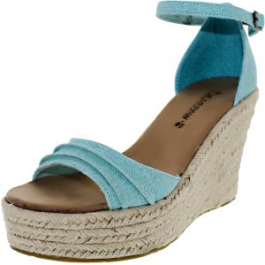 Bearpaw Women's Blossom Ankle-High Fabric Sandal