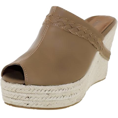 Bearpaw Women's Jasmine Ankle-High Leather Sandal