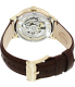 Open Box Fossil Men's Townsman Watch - Back Image Swatch