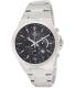 Casio Men's Edifice EFR500D-1AV Silver Stainless-Steel Analog Quartz Watch - Main Image Swatch