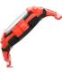 Casio Men's Sport WS220C-4AV Red Plastic Quartz Watch - Side Image Swatch