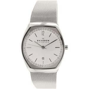 Skagen Women's SKW2049 Silver Stainless-Steel Quartz Watch