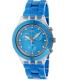 Swatch Men's Full-Blooded SVCK4053AG Blue Aluminum Swiss Quartz Watch - Main Image Swatch