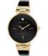 Anne Klein Women's AK-1414BKGB Black Stainless-Steel Quartz Watch - Main Image Swatch