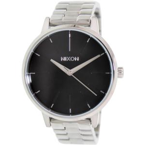 Nixon Women's Kensington A099000 Black Stainless-Steel Quartz Watch