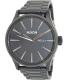 Nixon Men's Sentry Ss A3561530 Black Stainless-Steel Quartz Watch - Main Image Swatch