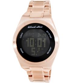 Black Dice Men's Slick BD-061-03 Digital Stainless-Steel Analog Quartz Watch