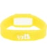 Verb Men's VRB004 Yellow Silicone Quartz Watch - Back Image Swatch