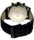 Hugo Boss Men's 1512567 Black Leather Analog Quartz Watch - Back Image Swatch