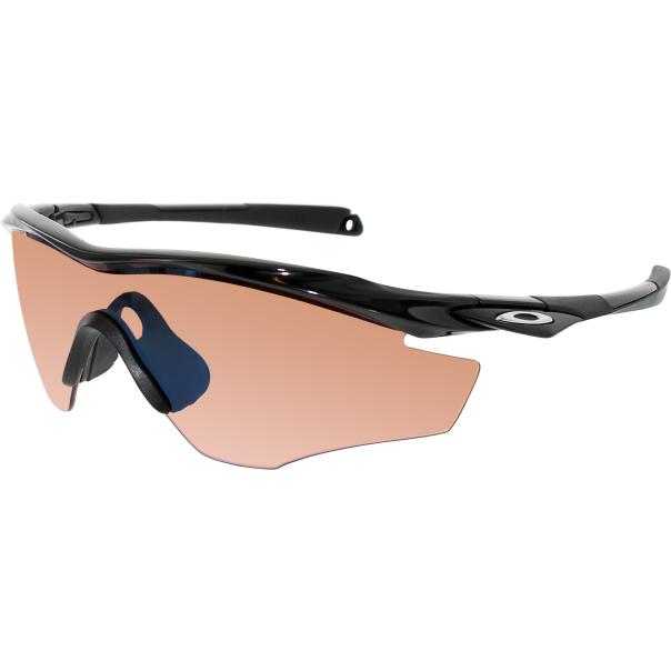 340d05c3b31 Oakley Men  39 s Radarlock OO9212-02 Black Shield Sunglasses