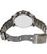 Diesel Men's Double Down DZ4314 Grey Stainless-Steel Quartz Watch - Back Image Swatch