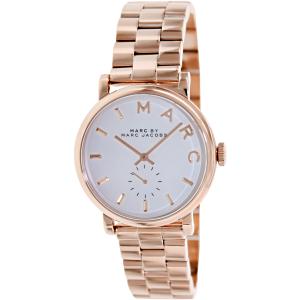 Marc by Marc Jacobs Women's Baker MBM3244 Gold Stainless-Steel Swiss Quartz Watch