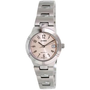 Casio Women's LTP1241D-4A3 Rose-Gold Stainless-Steel Quartz Watch