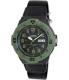 Casio Men's Sport MRW200HB-1BV Black Nylon Quartz Watch - Main Image Swatch