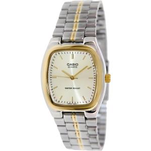 Casio Women's MTP1169G-9A Gold Stainless-Steel Quartz Watch