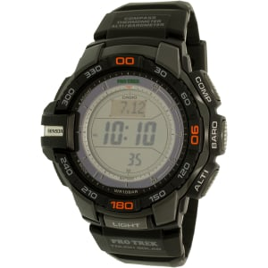 Casio Men's Protrek PRG270-1 Black Resin Quartz Watch