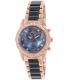 Swiss Precimax Women's Desire Elite Ceramic Diamond SP13303 Rose Gold Ceramic Swiss Quartz Watch - Main Image Swatch