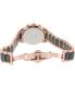 Swiss Precimax Women's Desire Elite Ceramic Diamond SP13303 Rose Gold Ceramic Swiss Quartz Watch - Back Image Swatch