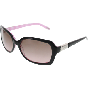 Ralph Lauren Women's  RA5130-109214-58 Black Round Sunglasses