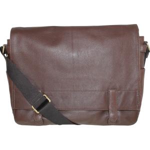 Fossil Men's Nylon Messenger Bag