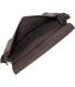 Fossil Men's Nylon Messenger Bag - Back Image Swatch