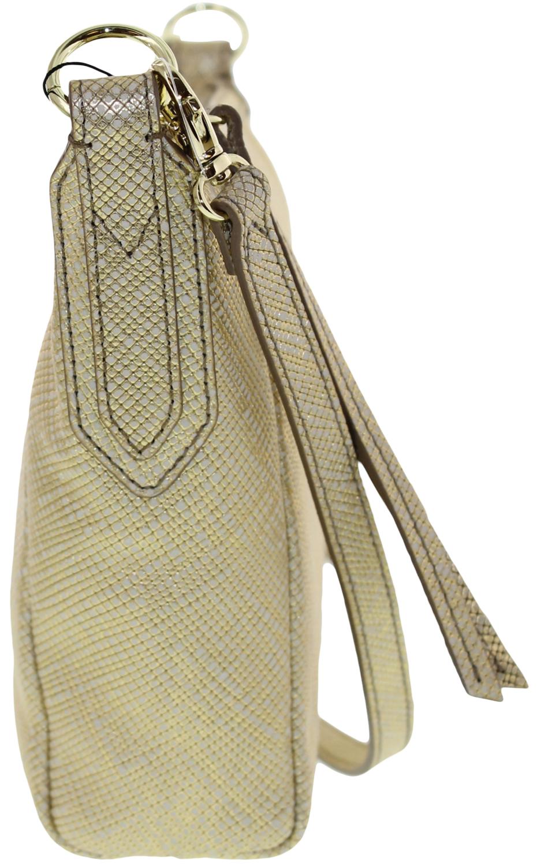 Fossil Women's Sydney Crossbody Leather Cross-Body Satchel
