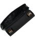 Furla Women's Cortina Leather Shoulder Satchel - Back Image Swatch