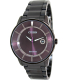Citizen Men's Eco-Drive AW1264-59W Black Stainless-Steel Eco-Drive Watch - Main Image Swatch