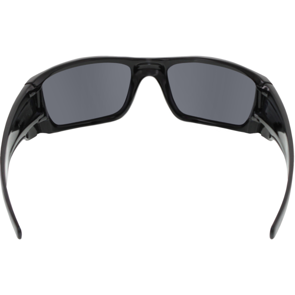 Oakley Men S Mirrored Fuel Cell Oo9096 66 Black Wrap