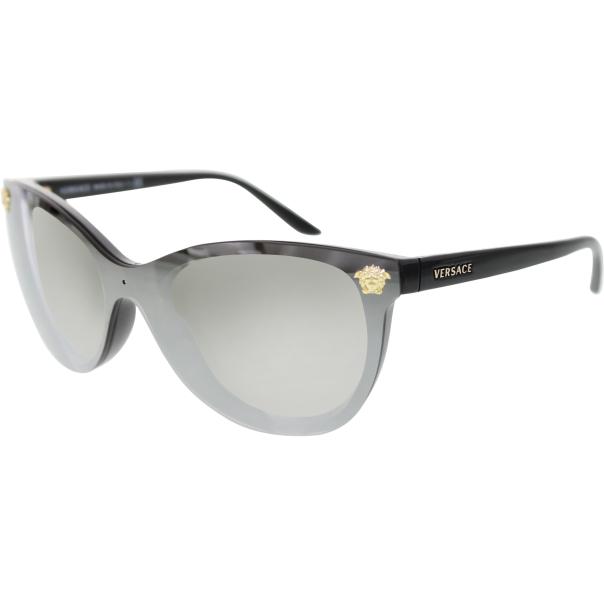 Versace Women s Mirrored Versace Sunglasses Women Cateye