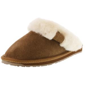 Emu Women's Jolie Ankle-High Sheepskin Flat Shoe