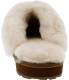 Emu Women's Jolie Ankle-High Sheepskin Flat Shoe - Back Image Swatch