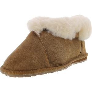 Emu Women's Talinga Ankle-High Sheepskin Flat Shoe