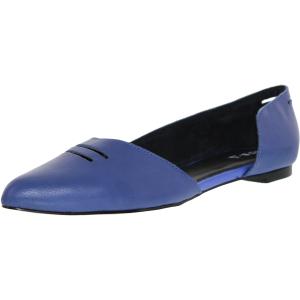 Kelsi Dagger Women's Nuevo Ankle-High Leather Flat Shoe