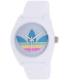 Adidas Men's Santiago ADH2916 White Silicone Quartz Watch - Main Image Swatch