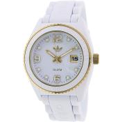 Adidas Women's Brisbane ADH2924 White Silicone Analog Quartz Watch