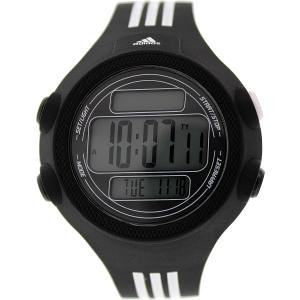 Adidas Men's Questra ADP6081 Black Silicone Quartz Watch