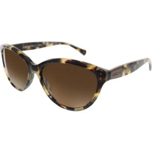 Ralph Lauren Women's Gradient  RA5168-905/13-58 Tortoiseshell Cat Eye Sunglasses