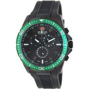 Swiss Military Hanowa Men's Squad 06-4212-27-007-06 Black Rubber Swiss Quartz Watch
