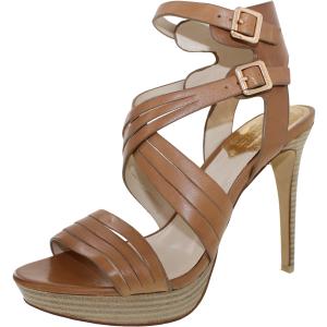 Vince Camuto Women's Jistil Ankle-High Calfskin Sandal