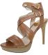Vince Camuto Women's Jistil Ankle-High Calfskin Sandal - Main Image Swatch