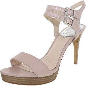 Vince Camuto Women's Renalla Ankle-High Calfskin Sandal