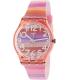 Swatch Women's Originals GP140 Pink Plastic Swiss Quartz Watch - Main Image Swatch