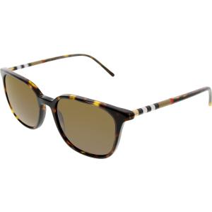 Burberry Women's Anti-reflective  BE4144-300273-54 Tortoiseshell Square Sunglasses