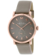 Marc by Marc Jacobs Women's Baker MBM1266 Brown Leather Swiss Quartz Watch - Main Image Swatch