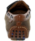Cole Haan Men's Grant Canoe Camp Moccasin Ankle-High Leather Loafer - Back Image Swatch