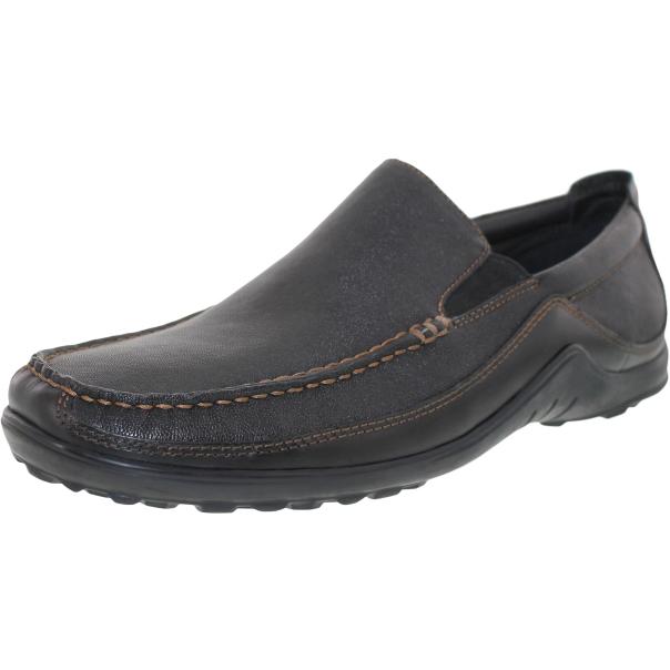 cole haan men 39 s tucker venetian ankle high leather loafer. Black Bedroom Furniture Sets. Home Design Ideas