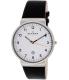 Skagen Men's Ancher SKW6024 Black Leather Quartz Watch - Main Image Swatch